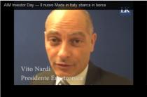 Vito Nardi, presidente Enertronica